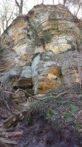 canyonwall