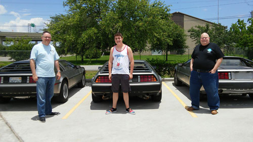 3delorean